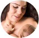 During birth Hypnobirthing Hub mother statistics showing childbirth without fear