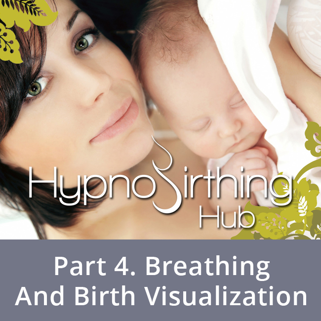 Breathing And Birth Visualization